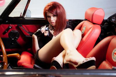 Constance Murphy - Escort Girl