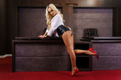 Aisha Stephanov - Escort Girl