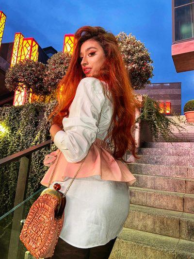 Natasha Blizzard - Escort Girl