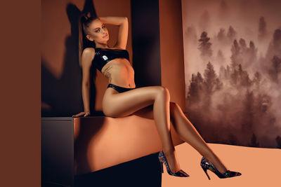 Maria Jackson - Escort Girl