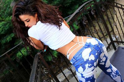 Andrea Anderson - Escort Girl