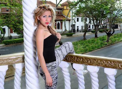 Allison Gold - Escort Girl