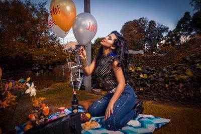 Roxane Tate - Escort Girl