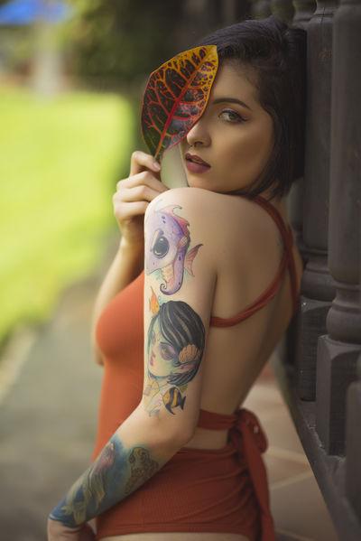 Melodie Carter - Escort Girl