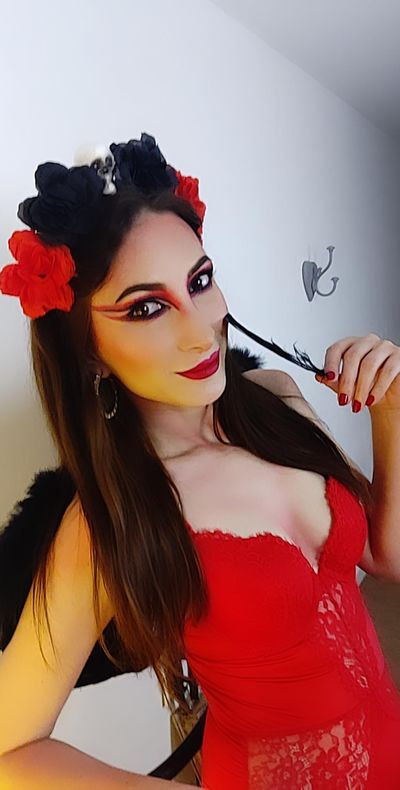 Angela Raven - Escort Girl