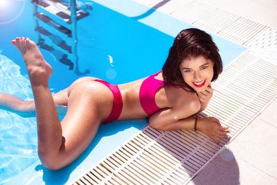 Erika Blu - Escort Girl