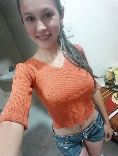 Megan White - Escort Girl