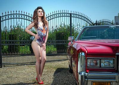 Shirleen Bishop - Escort Girl