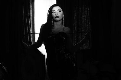 Joan Parker - Escort Girl