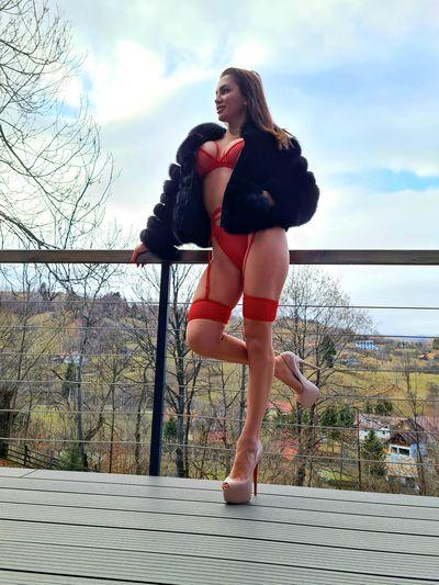 Heather Hutcheson - Escort Girl
