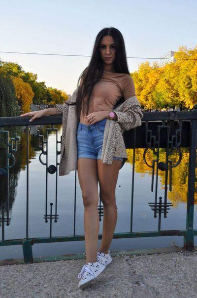 Andrea Meyers - Escort Girl