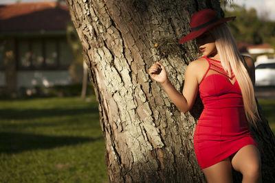 Andrea Moss - Escort Girl