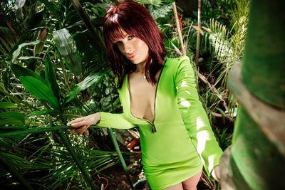 Nina Katz - Escort Girl