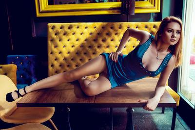 Lisa Allbritton - Escort Girl