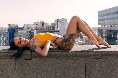 Alice Chin - Escort Girl