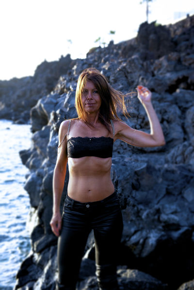 Judith Thurber - Escort Girl