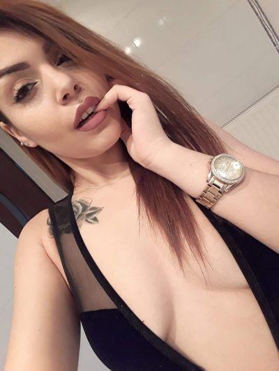 Maria James - Escort Girl