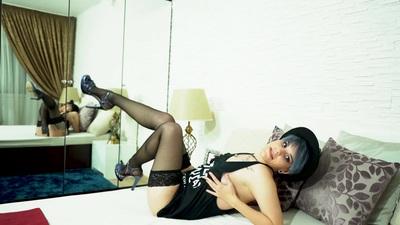 Alma Blu - Escort Girl