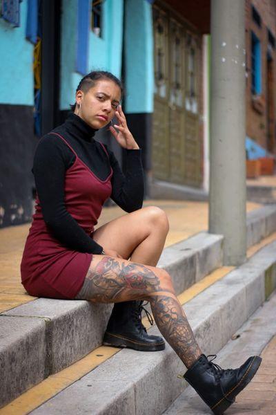 Angela Penagos - Escort Girl