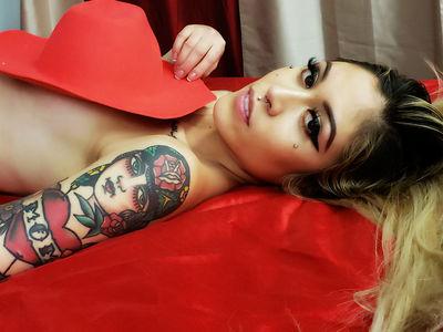 Angelique Inked - Escort Girl