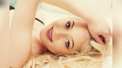 Blonde Escort
