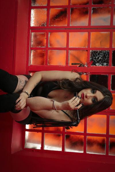 Ashley Phillips - Escort Girl