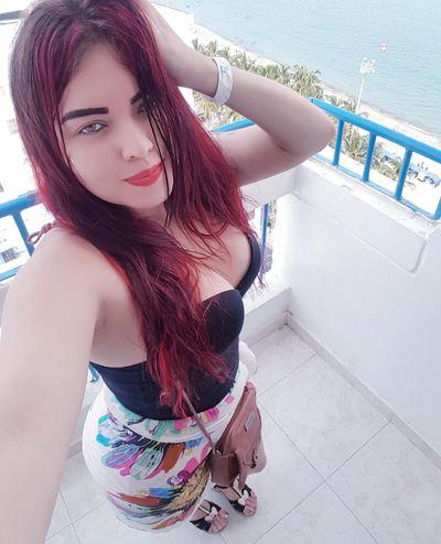 Camila Gutierrez - Escort Girl