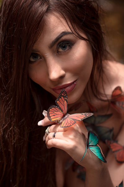 Carla Sanz - Escort Girl