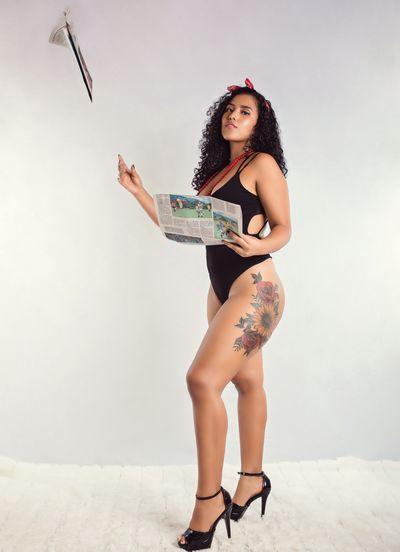 Charlotte Keeler - Escort Girl