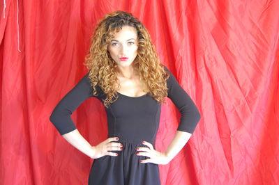 Curly Mistres - Escort Girl