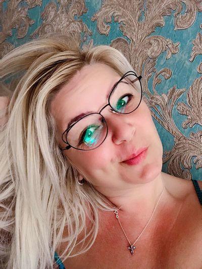 Lady We Blond - Escort Girl