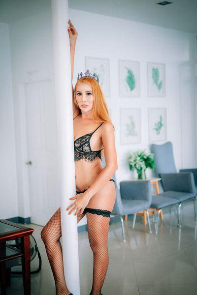 Lusty Justine - Escort Girl
