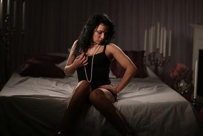 Elaine Silver - Escort Girl