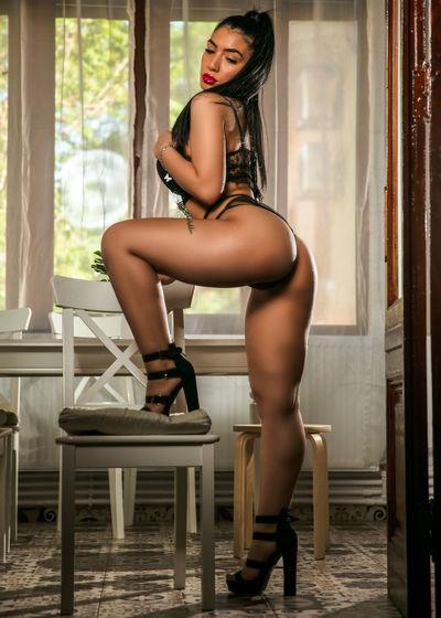 Tanya Jackson - Escort Girl