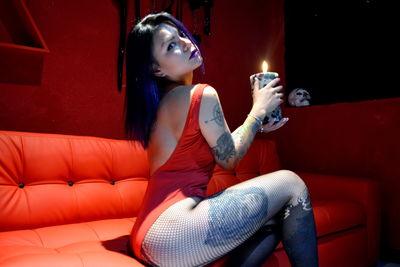 Violet Kircher - Escort Girl
