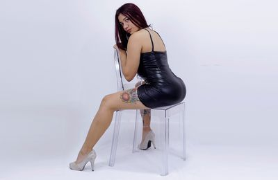 Violeta Dark - Escort Girl